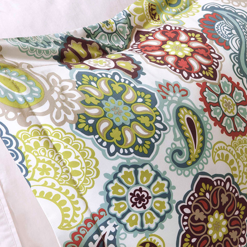 print bed sheet set