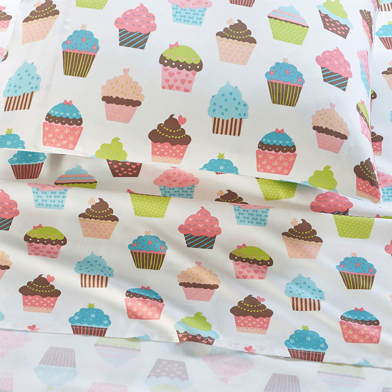 Juvi printed sheet set