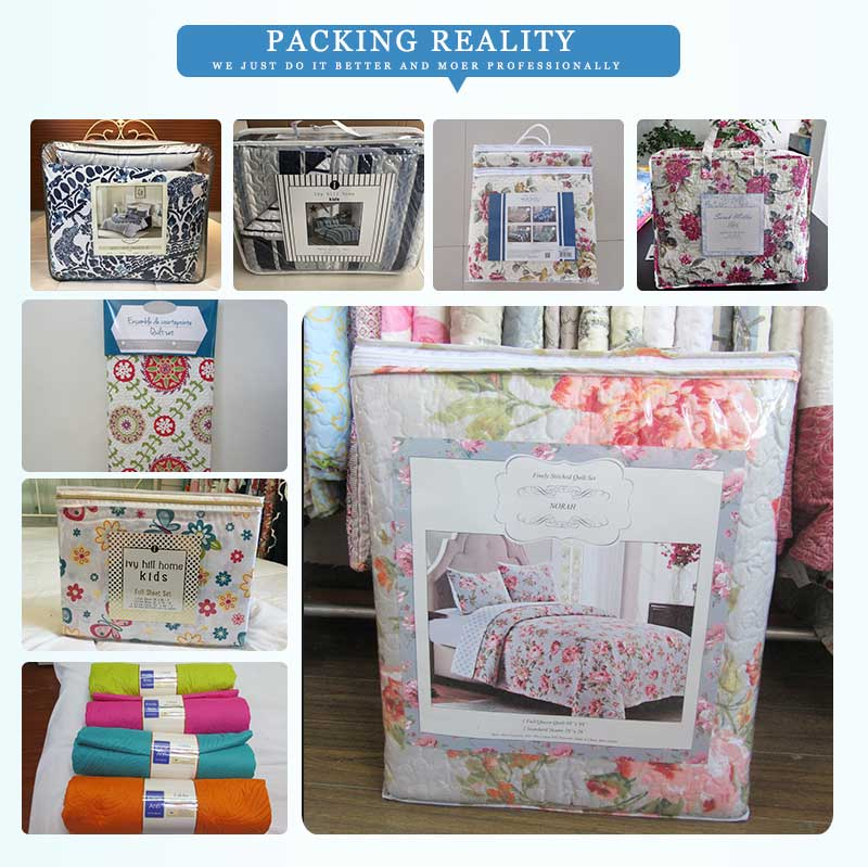quilt set packing