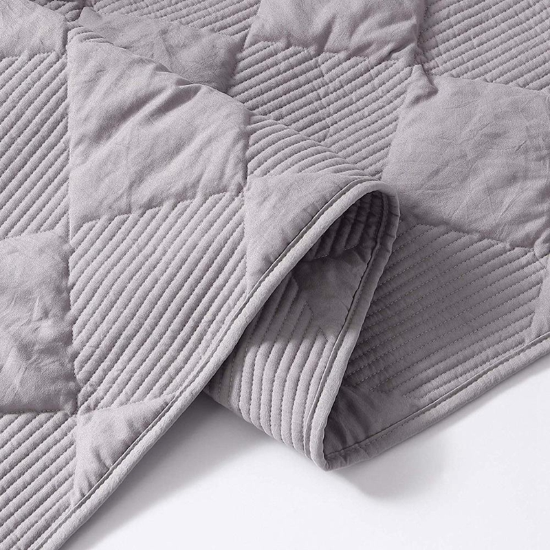 ultra soft garment wash quilt