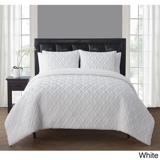 embossed comforter set bed in a bag