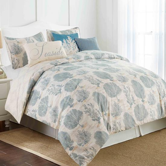 seafan comforter bedding collection