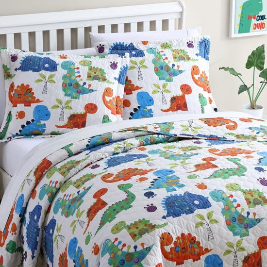 kids quilt set | whimscal quilted bedspread