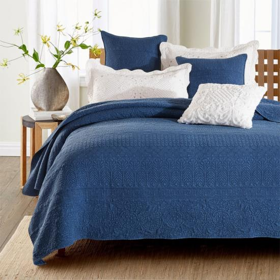 stone washed comforter cover bedding set